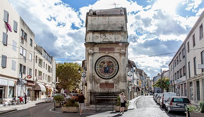 Arles Rue de la Cavalerie Rue Amédée Pichot Rue Voltaire