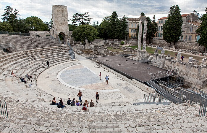 Antikes Theater (Théâtre antique d'Arles)