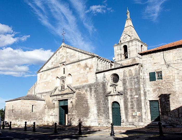 Kathedrale St-Trophime (Basilique Saint-Trophime d'Arles)