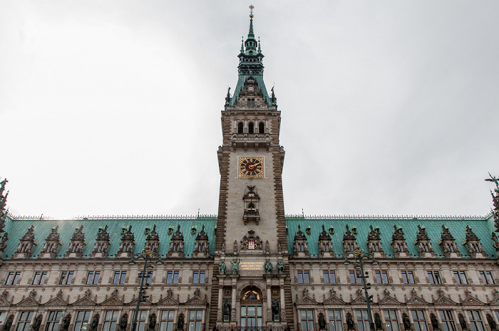 Hamburger Rathaus Hamburg