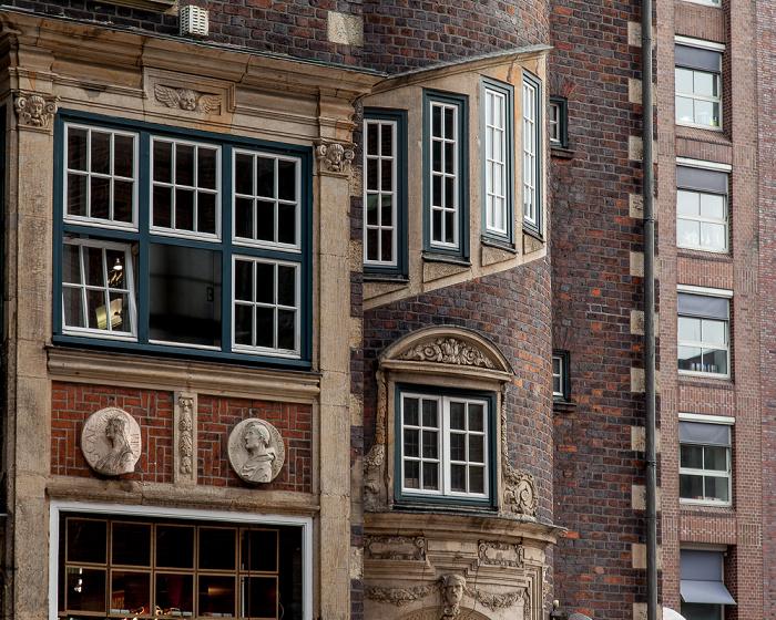 Hulbe-Haus Hamburg