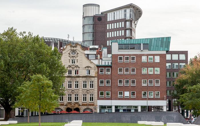 Domplatz (Hamburger Dom, Mariendom) Hamburg