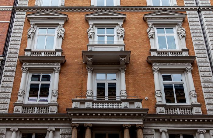 Hamburg Colonnaden