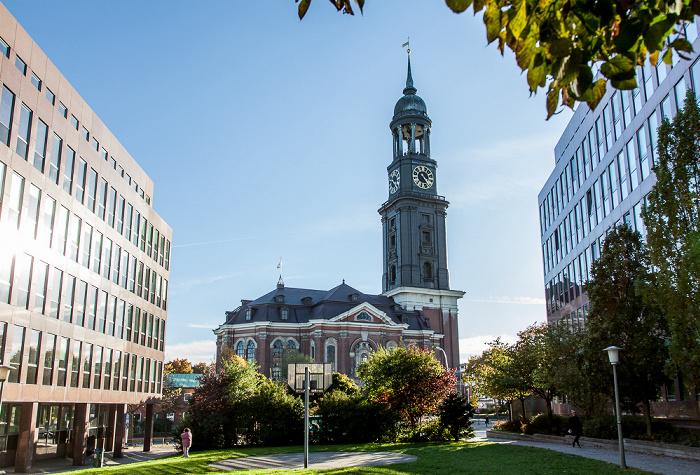 St.-Michaelis-Kirche (Michel) Hamburg 2013
