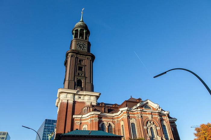 Hamburg St.-Michaelis-Kirche (Michel)