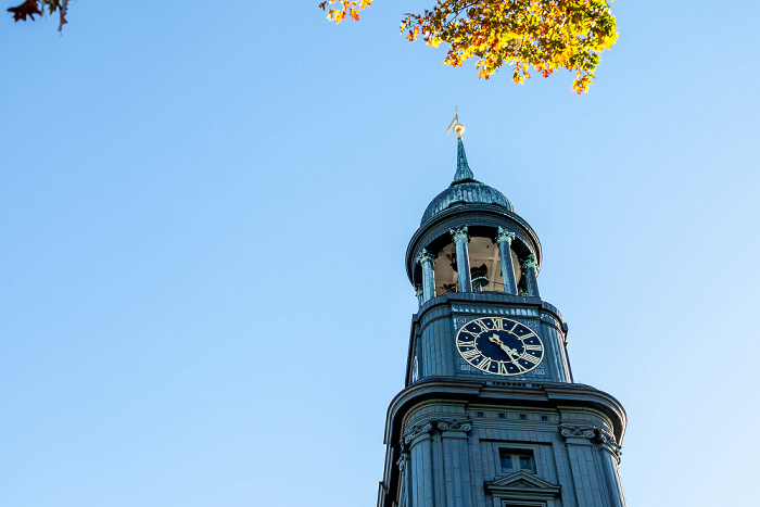 Hamburg St.-Michaelis-Kirche (Michel): Turm