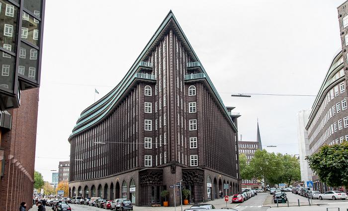 Hamburg Kontorhausviertel: Chilehaus