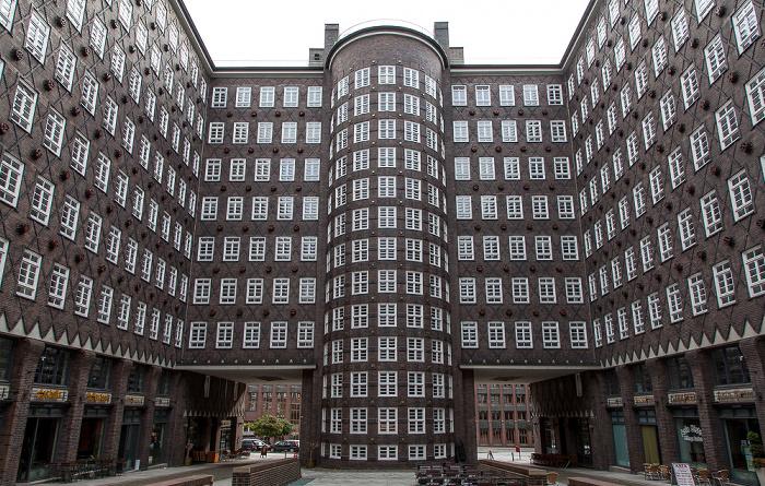 Hamburg Kontorhausviertel: Sprinkenhof