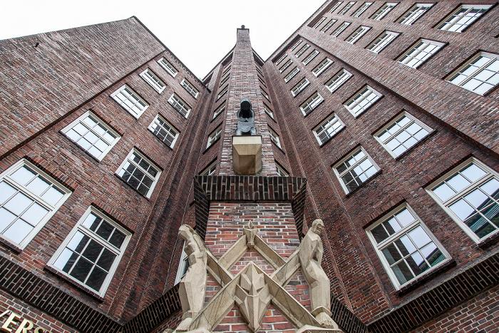Hamburg Kontorhausviertel: Meßberghof