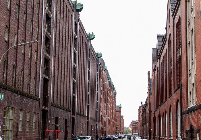 Hamburg Speicherstadt: Alter Wandrahm