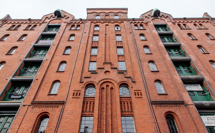 Hamburg Speicherstadt: Brooktorkai