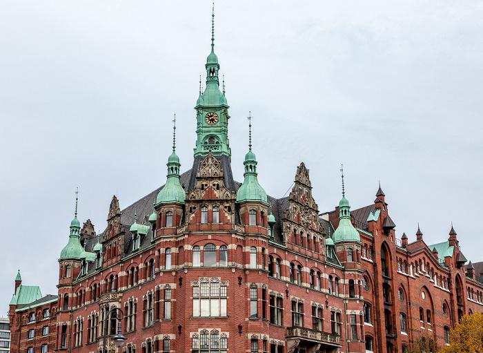 Hamburg Speicherstadt: Holländischer Brook