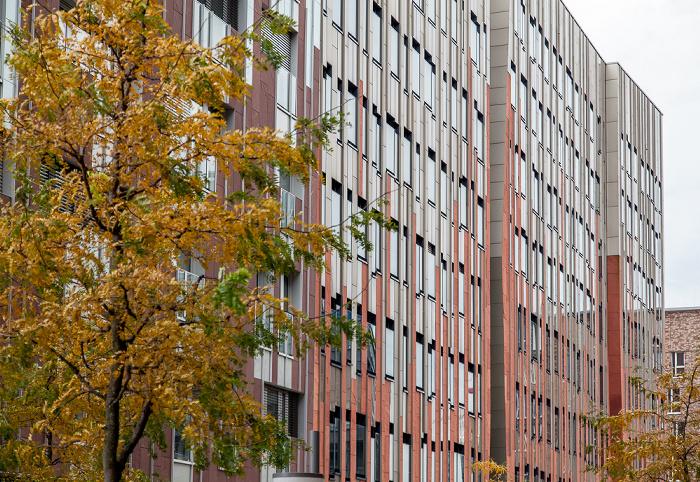 Hamburg HafenCity: Überseequartier Hamburger Hafen