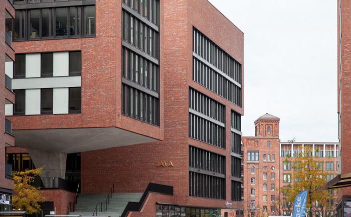 Hamburg HafenCity: Überseequartier (Java) Hamburger Hafen