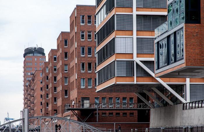 Hamburg HafenCity: Quartier Am Sandtorkai/Dalmannkai - Sandtorkai Hamburger Hafen
