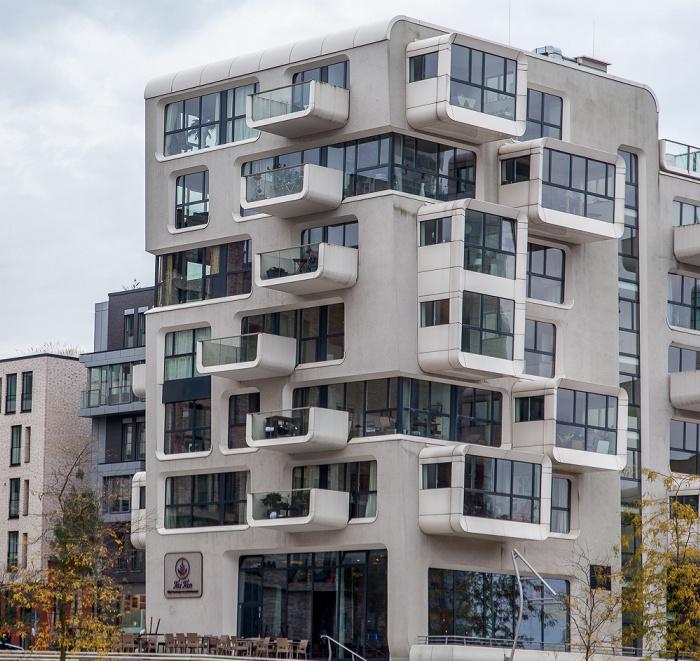Hamburg HafenCity: Quartier Am Sandtorkai/Dalmannkai - Kaiserkai Hamburger Hafen
