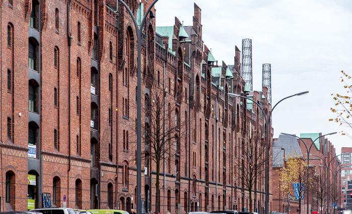 Hamburg Speicherstadt: Am Sandtorkai