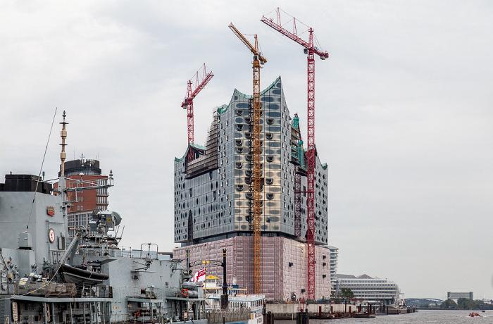 Speicherstadt (HafenCity): Elbphilharmonie Hamburg