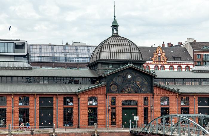 Hamburg Altona: Fischauktionshalle