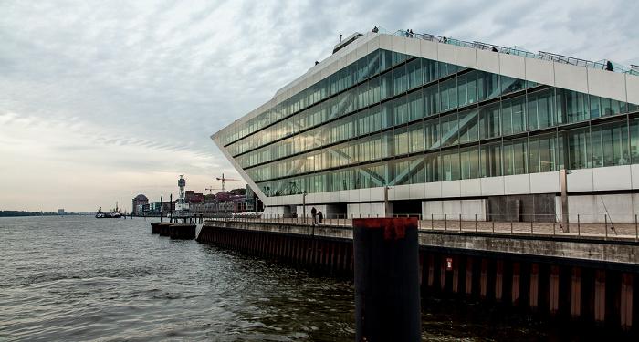 Elbe, Dockland Hamburg