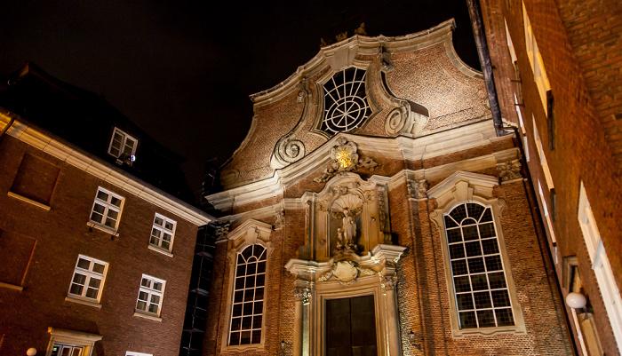 Hamburg St. Pauli: Große Freiheit - St.-Joseph-Kirche
