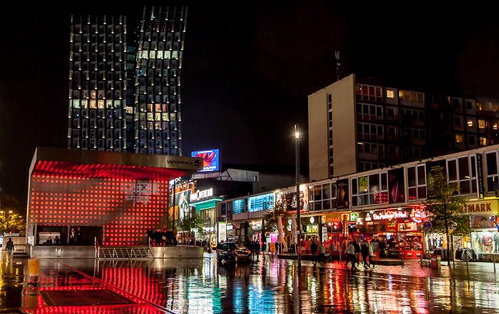 Hamburg St. Pauli: Spielbudenplatz Tanzende Türme
