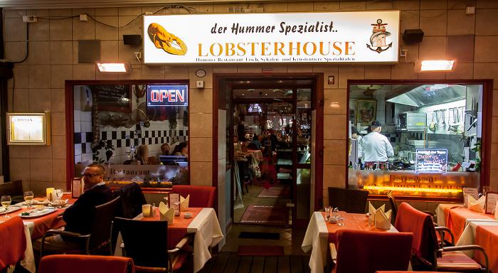 Hamburg Altona: Große Elbstraße - Lobsterhouse