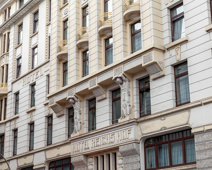 Hamburg Hotel Reichshof