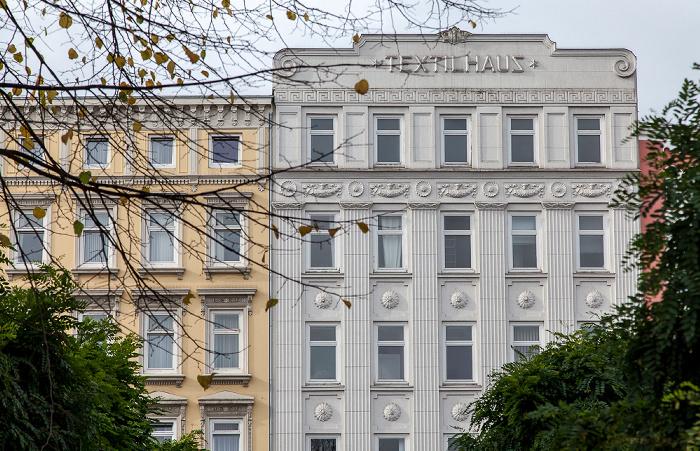 Hamburg Kirchenallee: Textilhaus