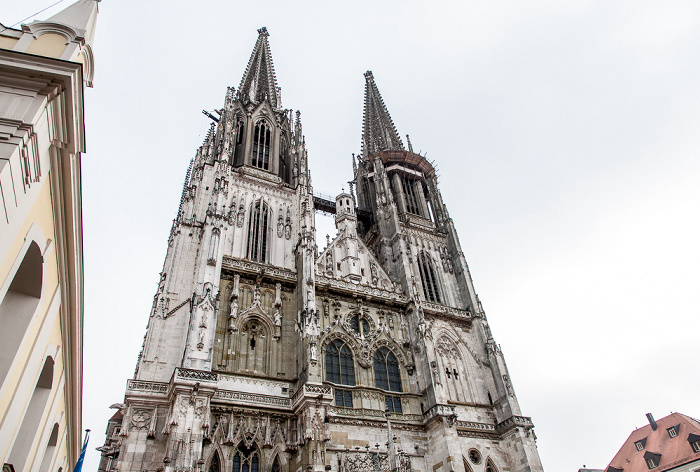 Altstadt: Regensburger Dom Regensburg