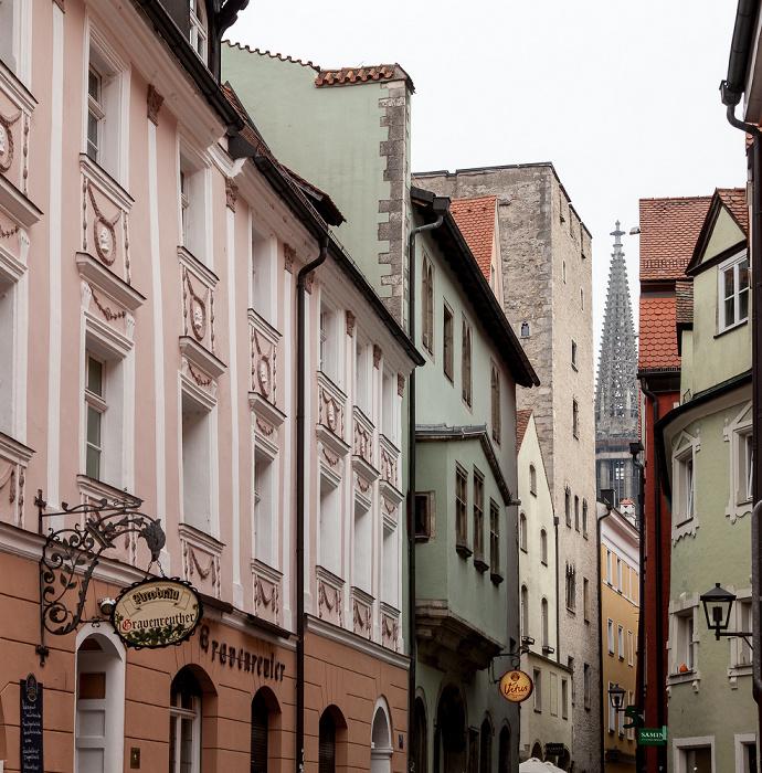 Altstadt: Hinter der Grieb Regensburg