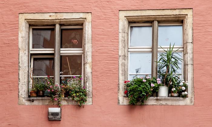 Altstadt: Haidplatz Regensburg