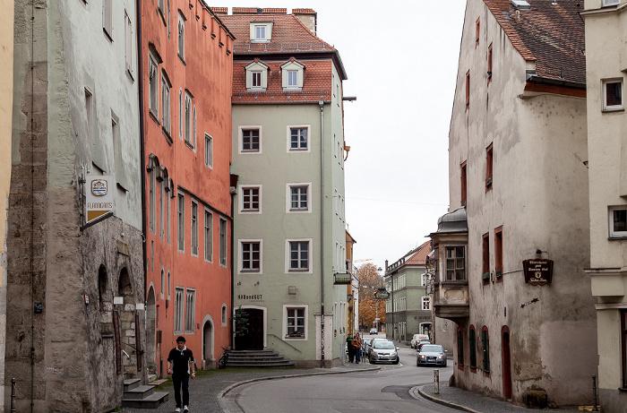 Altstadt: Keplerstraße Regensburg
