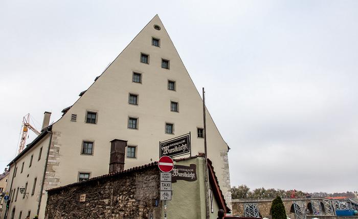 Altstadt: Salzstadel Regensburg