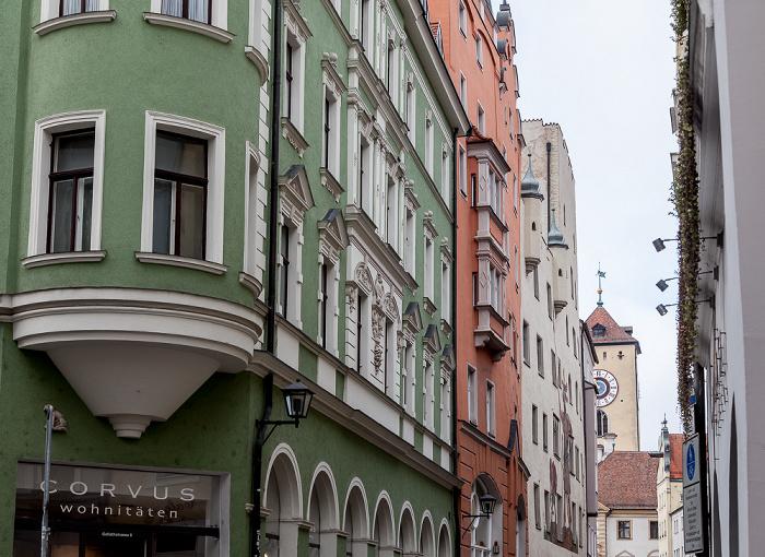Altstadt: Goliathstraße Regensburg