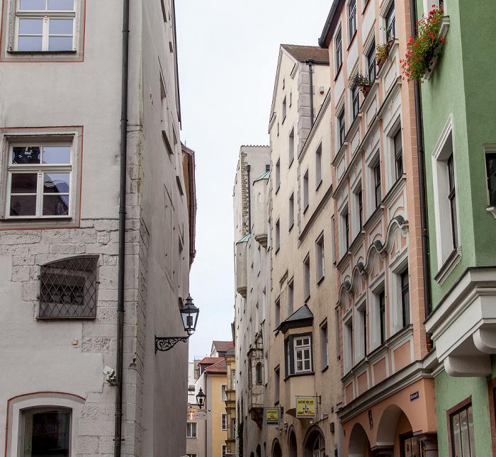 Altstadt: Watmarkt Regensburg