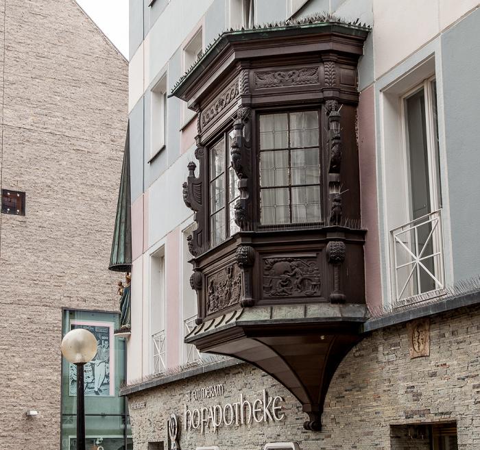 Altstadt: Pfauengasse Regensburg