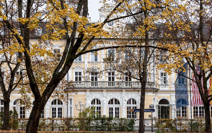 Altstadt: Park Hotel Maximilian Regensburg