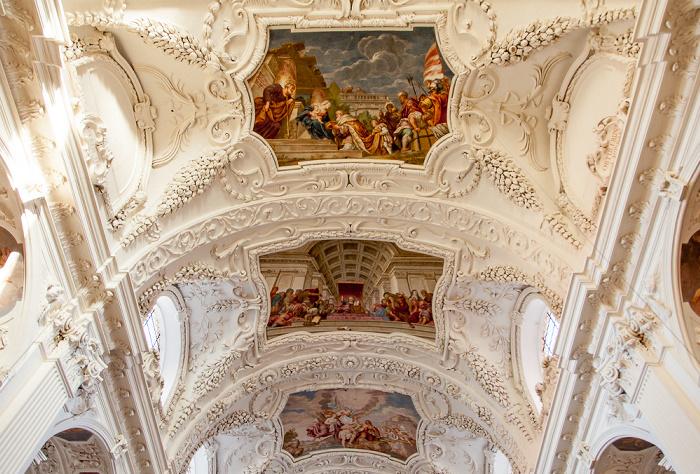 Tegernsee Ehem. Benediktinerkloster - Basilika