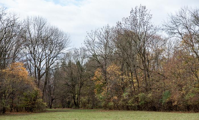 München Englischer Garten: Hirschau