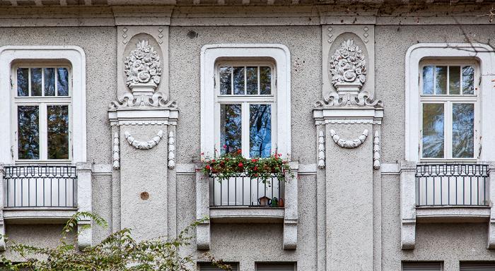 München Bogenhausen: Thomas-Mann-Allee