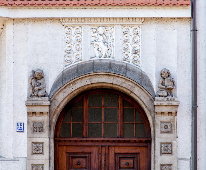 München Lehel: Widenmayerstraße