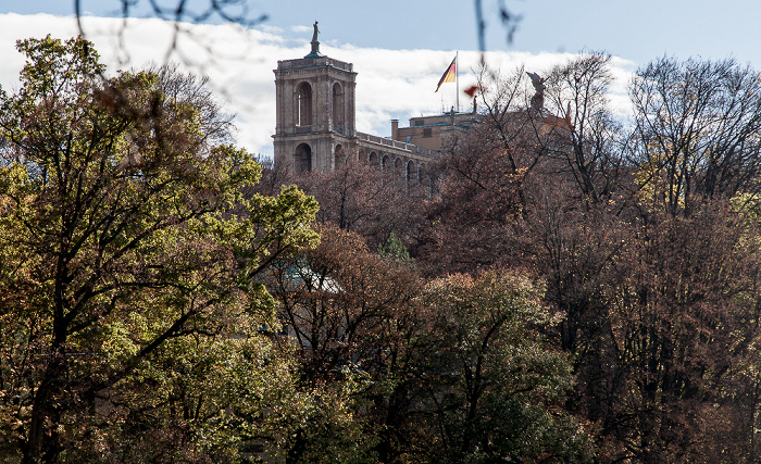 München Maximiliansanlagen, Maximilianeum