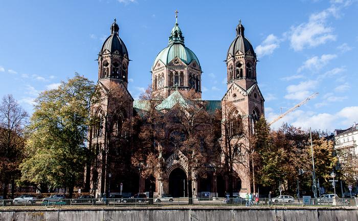 München Lehel: St. Lukas (Lukaskirche)