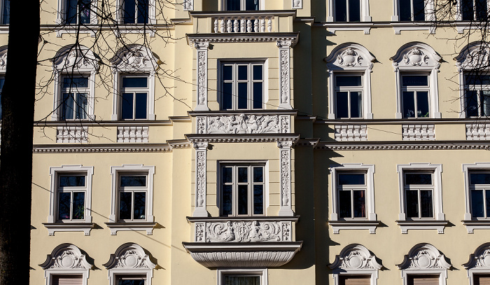München Ludwigsvorstadt-Isarvorstadt: Erhardtstraße