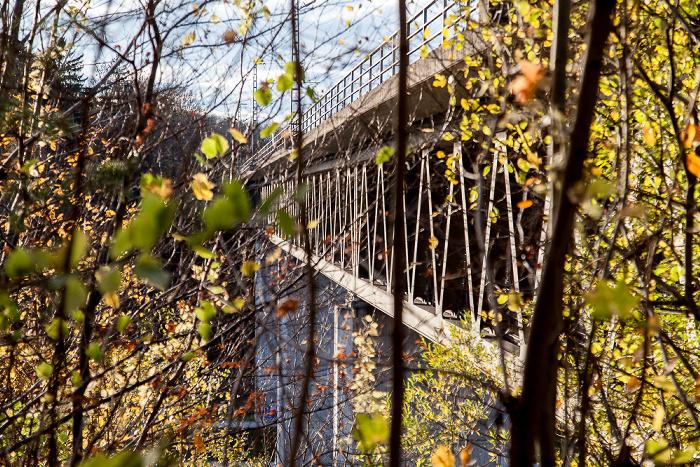 München Großhesseloher Brücke