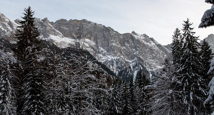 Grainau Wettersteingebirge