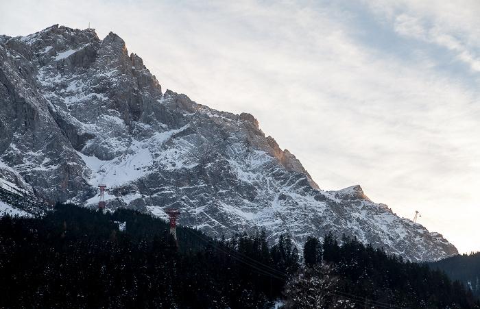 Grainau Wettersteingebirge - Zugspitze