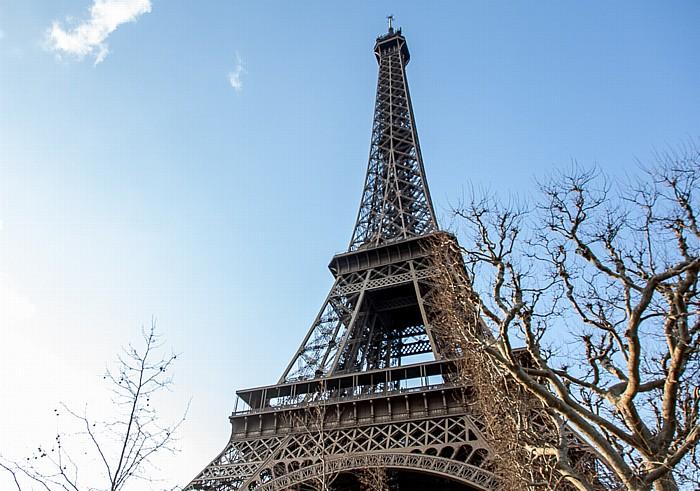 Paris Eiffelturm (Tour Eiffel)