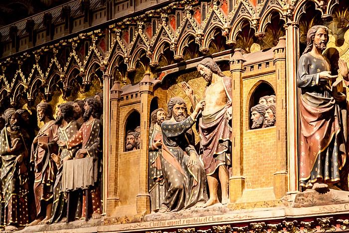 Notre-Dame de Paris: Chor